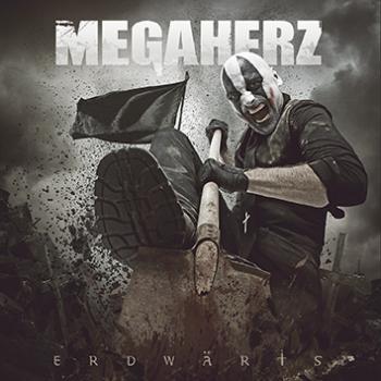 Cover: Megaherz - Erdwärts