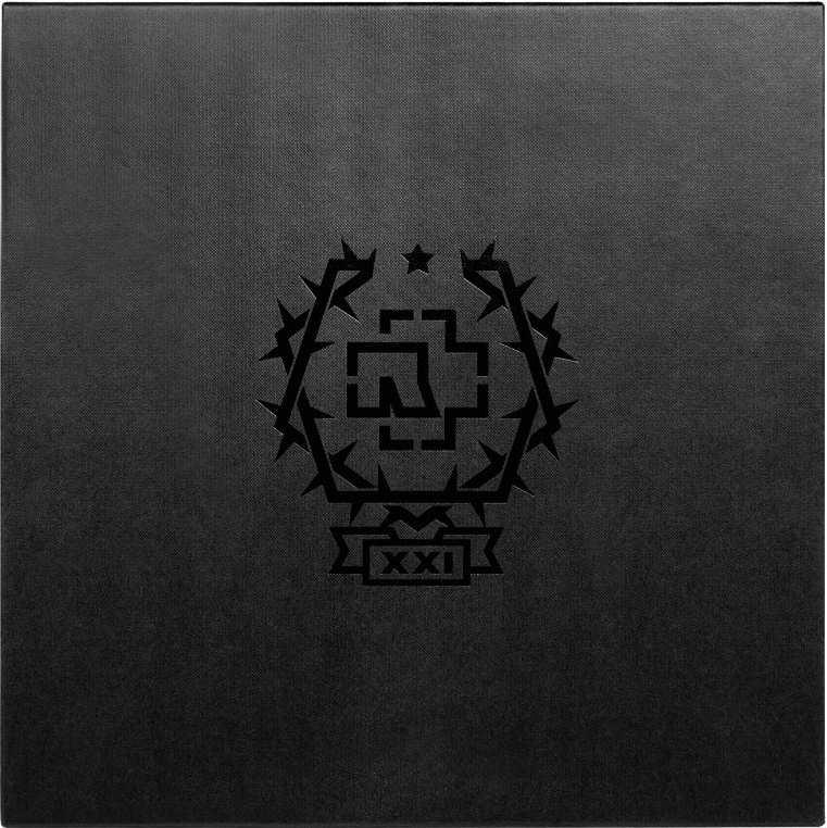 Cover: Rammstein - XXI - Vinyl-Box