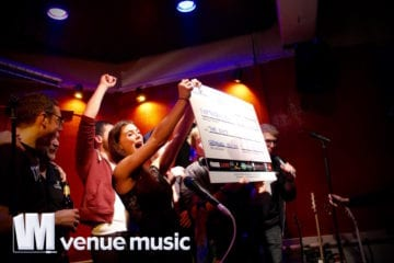 Old Murphy's Battle of the Bands 2015: The Noiz holen sich die 5.000 Euro