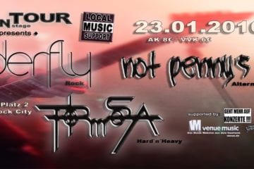 Kult on Tour am 23.01. im Panic Room in Essen