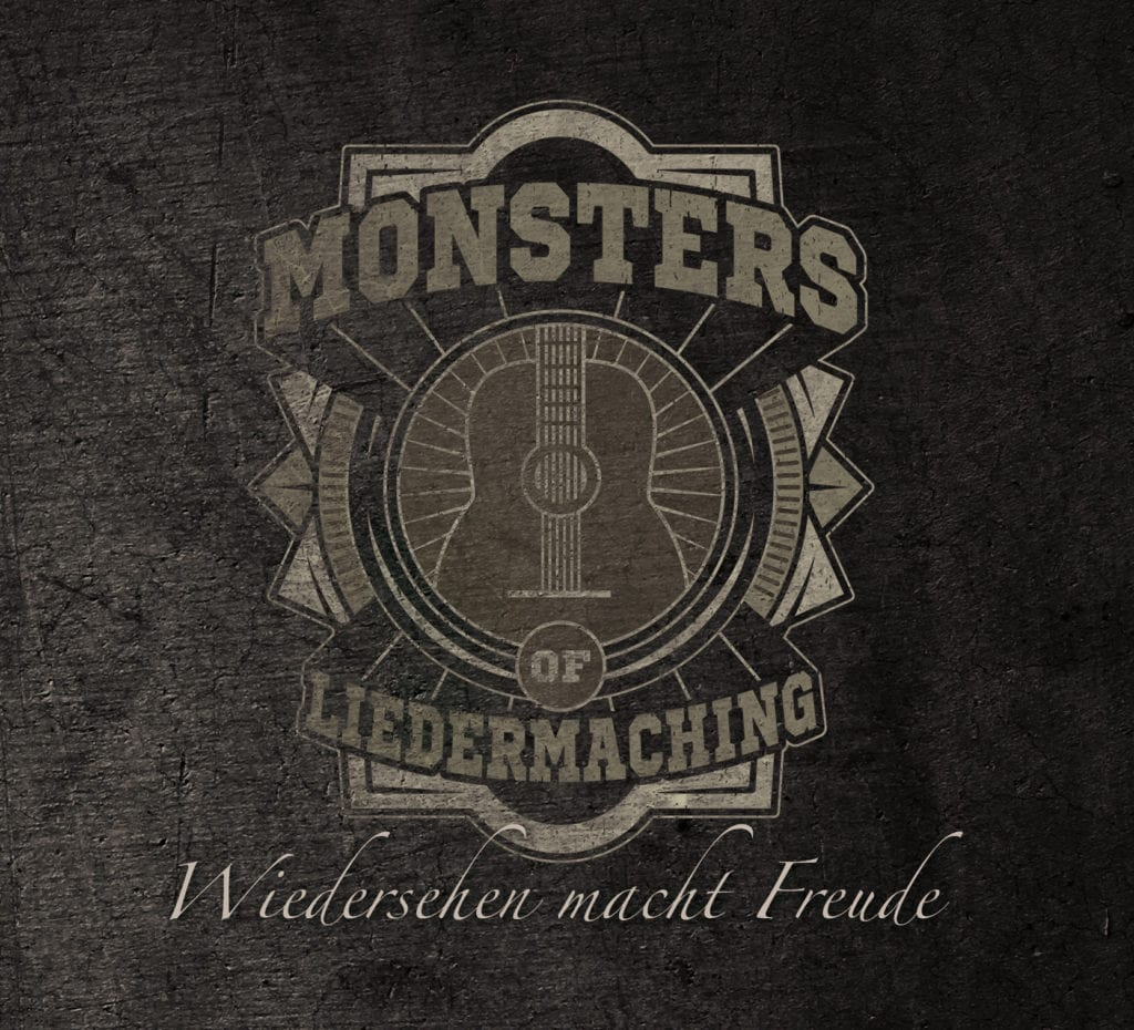 Cover Monsters of Liedermaching - Wiedersehen macht Freude