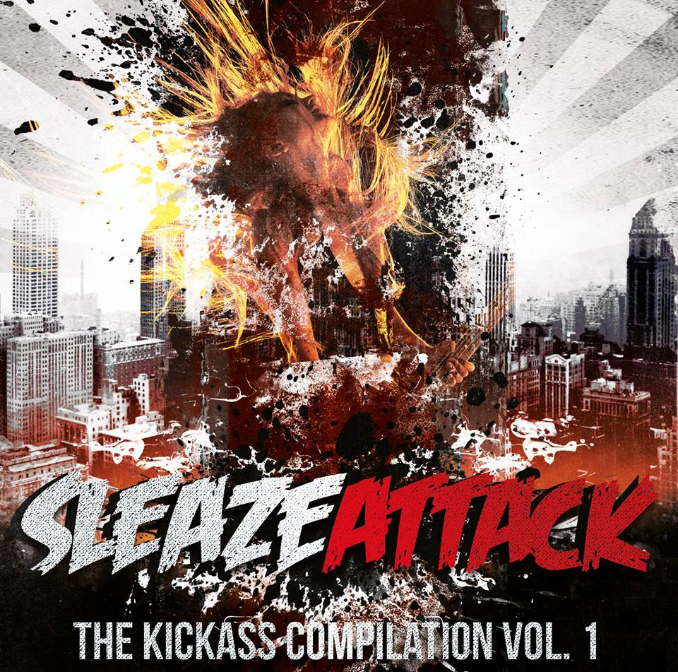 Cover Sleaze Attack