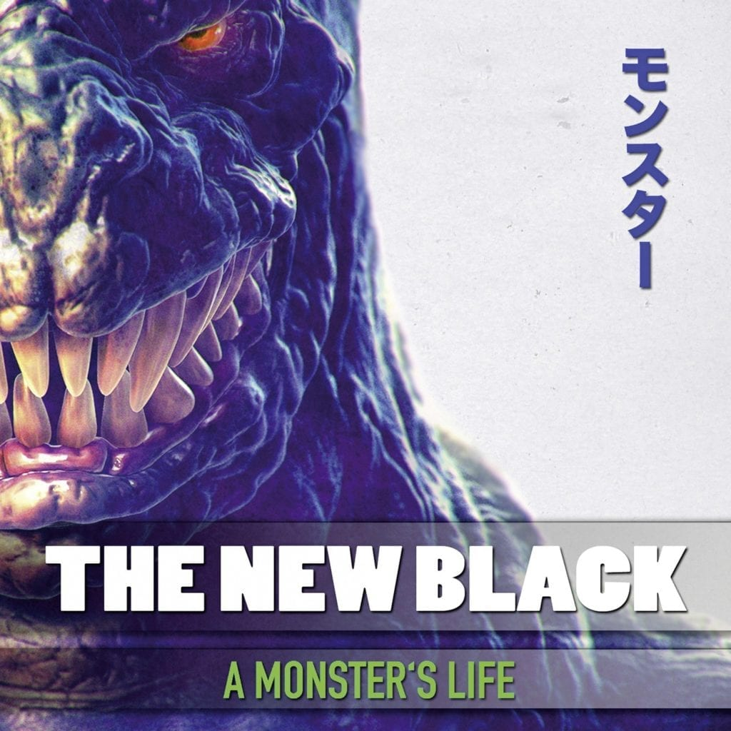 Cover - The New Black - A Monster s Life