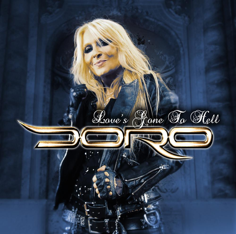 Cover: Doro-Love's Gone To Hell