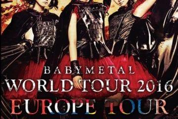Babymetal: Europa-Tour im Juni