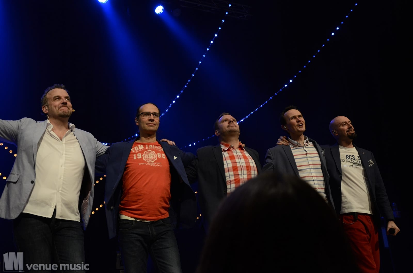 Wise Guys @Tonhalle2016