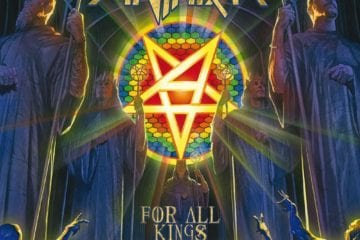 Cover: Anthrax - for all kings
