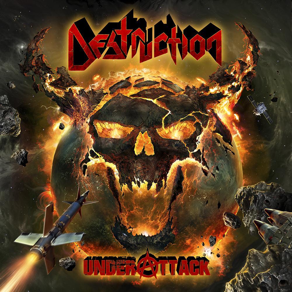 Cover: destruction-under attack
