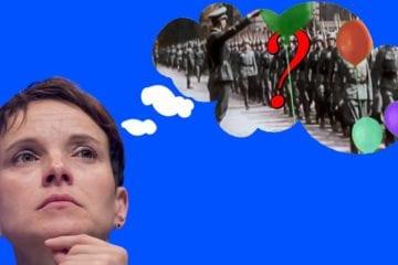 Mitzky: Frauke - ein Song für Frau Petry und den Rest der AfD
