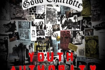 Cover: Good Charlotte - Youth Authority