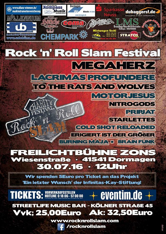 Rock n Roll Slam Festival