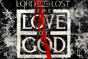 Cover - Lord of the Lost - The Love of God