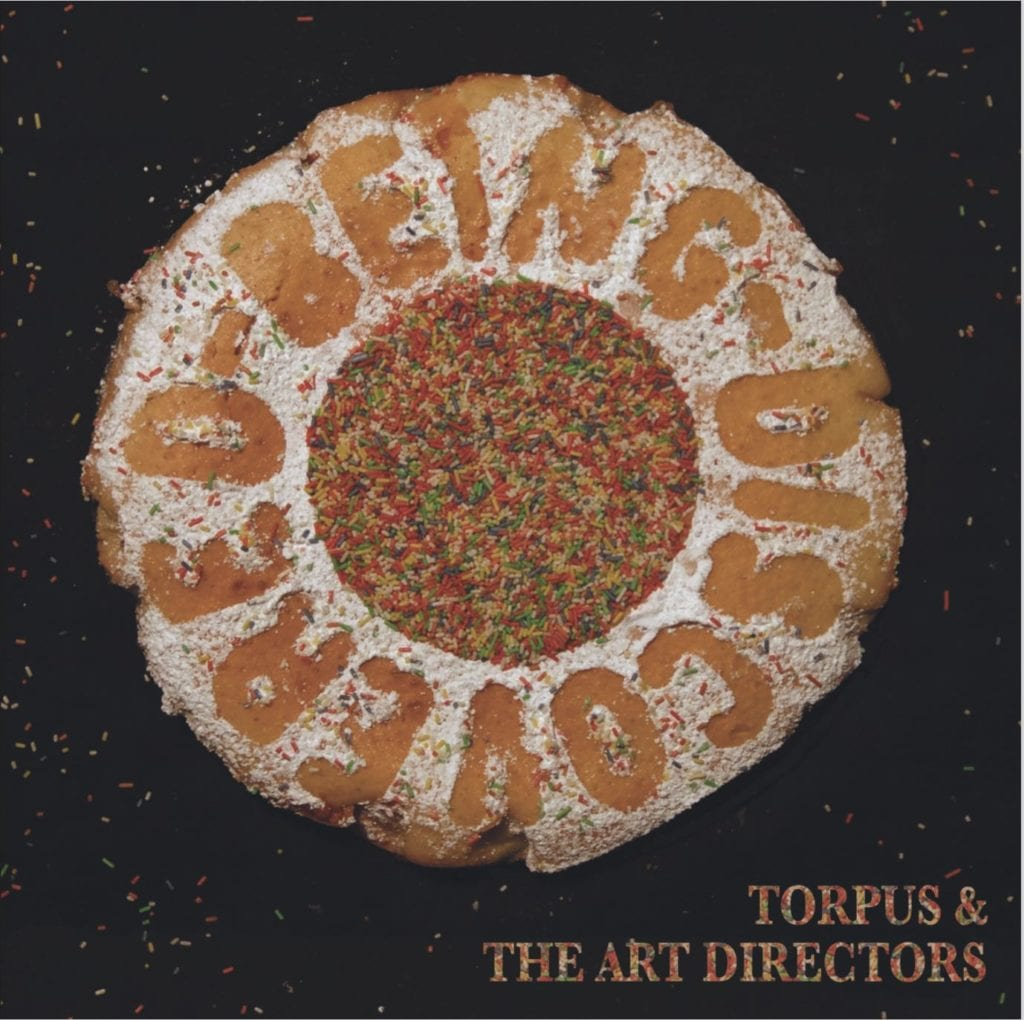 Cover - Torpus And The Art Directors - Being Discovered