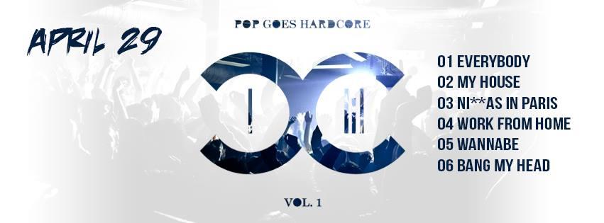 DCCM - Pop goes Hardcore