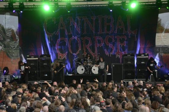 Cannibal Corpse @RHF2016