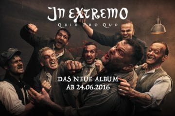 In Extremo - Quid Pro Quo: Tracklist