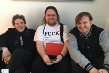Interview: Monsters Of Liedermaching, 20.04.2016 in Saarbrücken