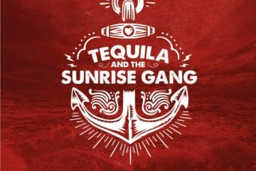 Cover: Tequila And The Sunrise Gang - Fire Island