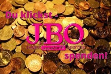 J.B.O. Spendenaktion bei Facebook