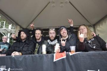Fotos: Rock Hard Festival 2016 - Tag 3 - Autogrammstunden