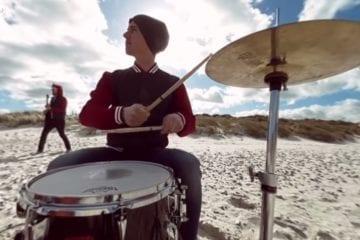 "Tequila & The Sunrise Gang - 360-Grad-Video zu ""My Dear, My Darling"""