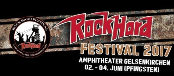Flyer: Rock Hard Festival 2017