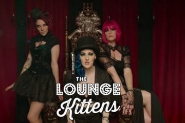 The Lounge Kittens: Poison, Africa und Gloryhole