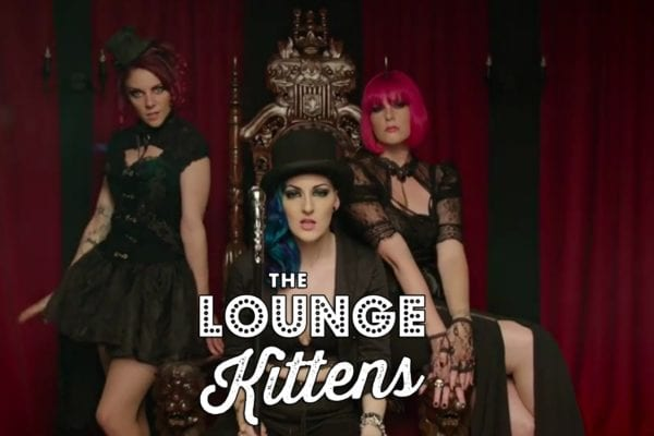 The Lounge Kittens - Poison