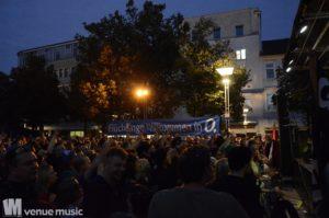 Fotos: Sondaschule auf dem Altmarkt in Oberhausen am 28.09.2016