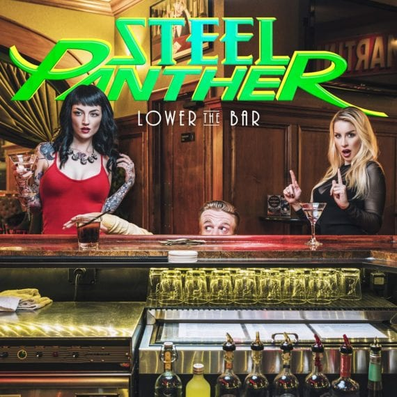 Cover: Steel Panther - Lower The Bar