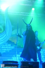 Amon Amarth, Testament, Grand Magus - 28.10.2016, Turbinenhalle Oberhausen