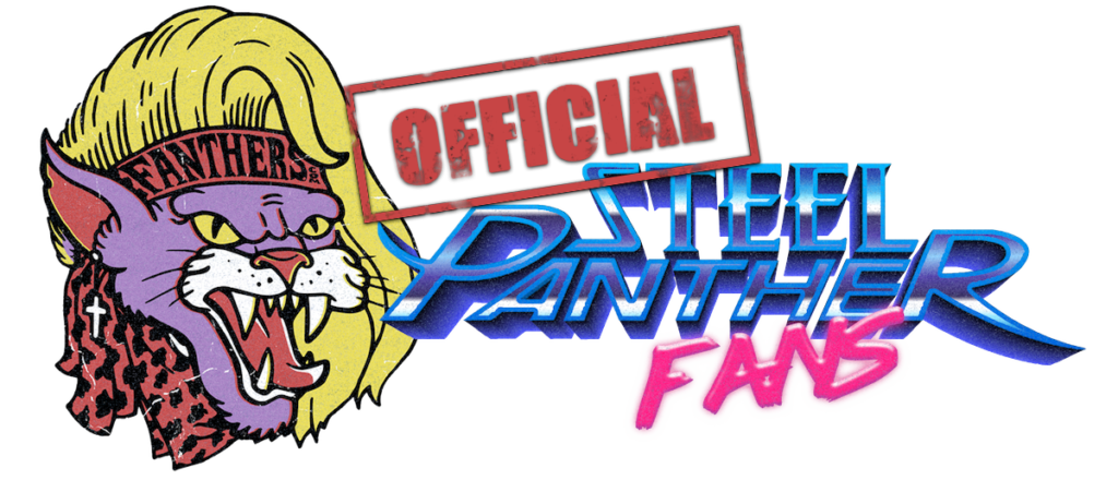Logo: Official Steel Panther Fans