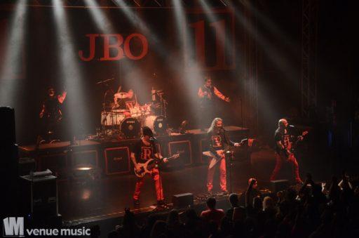 Fotos: J.B.O., Neurotox - 09.12.2016, Turbinenhalle Oberhausen
