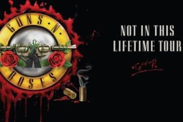 "Guns N' Roses: Rekordbrechende ""Not In This Lifetime Tour"""