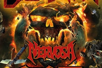"""Destruction: """"Europe Under Attack""""-Tour Part 2 beginnt heute"""