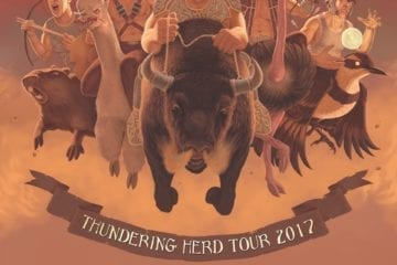 The Kyle Gass Band: Thundering Herd-Tour 2017