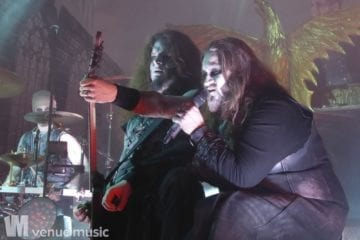 Fotos: Powerwolf, Epica und Beyond the Black - 27.01.2017, Turbinenhalle Oberhausen