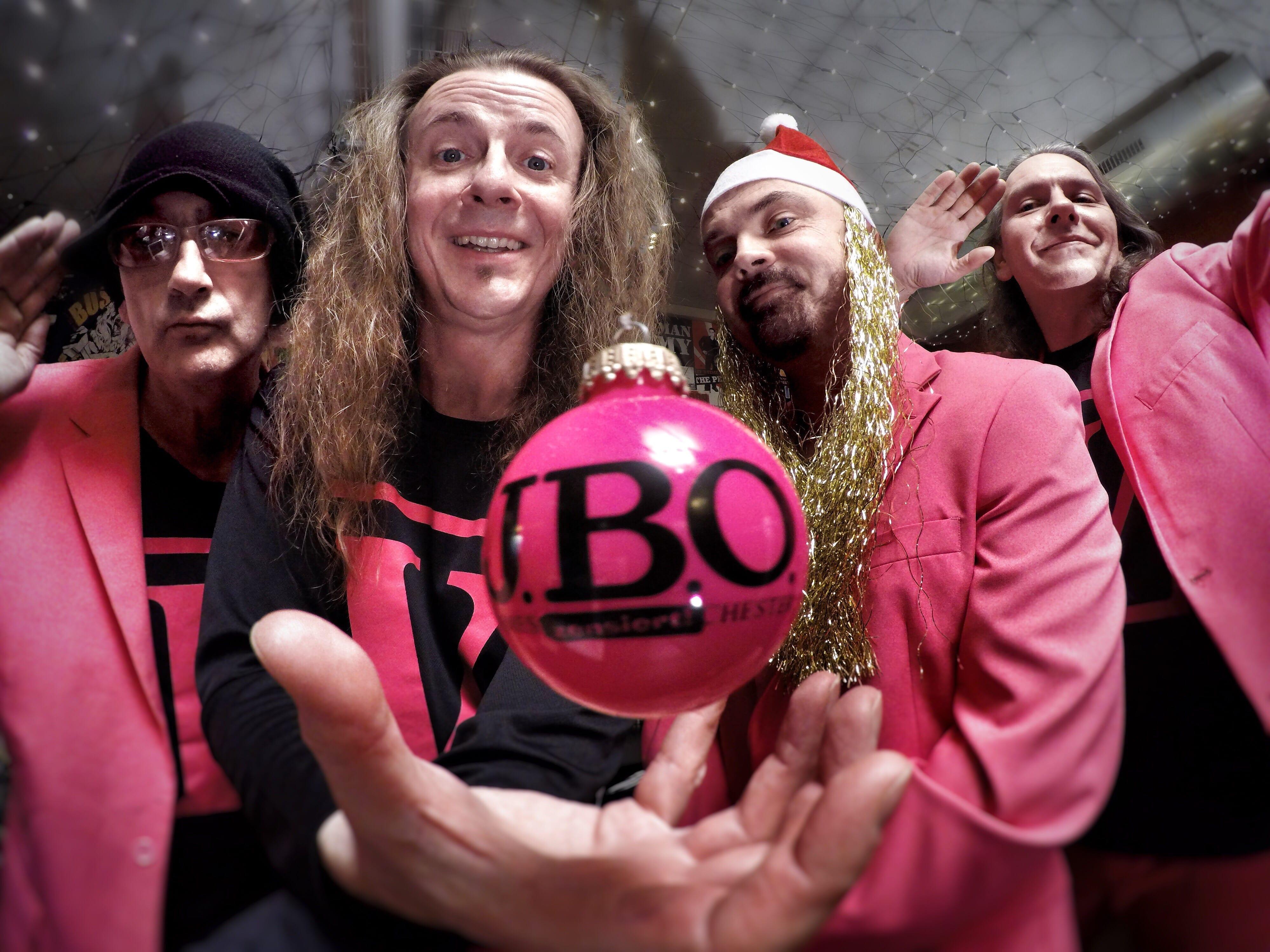 J.B.O. - BLAST Christmas