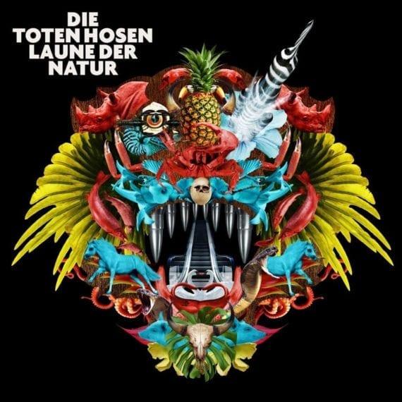 Cover: Die Toten Hosen - Laune der Natur