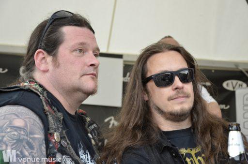 Fotos: Rock Hard Festival 2017 - Tag 2 - Autogrammstunden