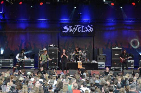 Fotos: Rock Hard Festival 2017 - Tag 2 - The Night Flight Orchestra & Skyclad