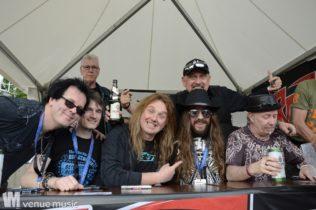 Fotos: Rock Hard Festival 2017 - Tag 3 - Autogrammstunden