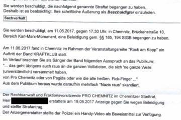 Kraftklub: Nazis sind Nazis und Vollidioten sind Vollidioten