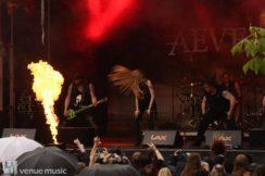 Fotos: Castle Rock 2017 - Tag 2 - Aeverium & Ost+Front