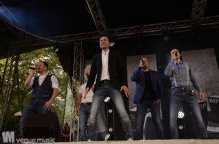 Fotos: Wise Guys, 08.07.2017 - Tanzbrunnen, Köln - Teil 2