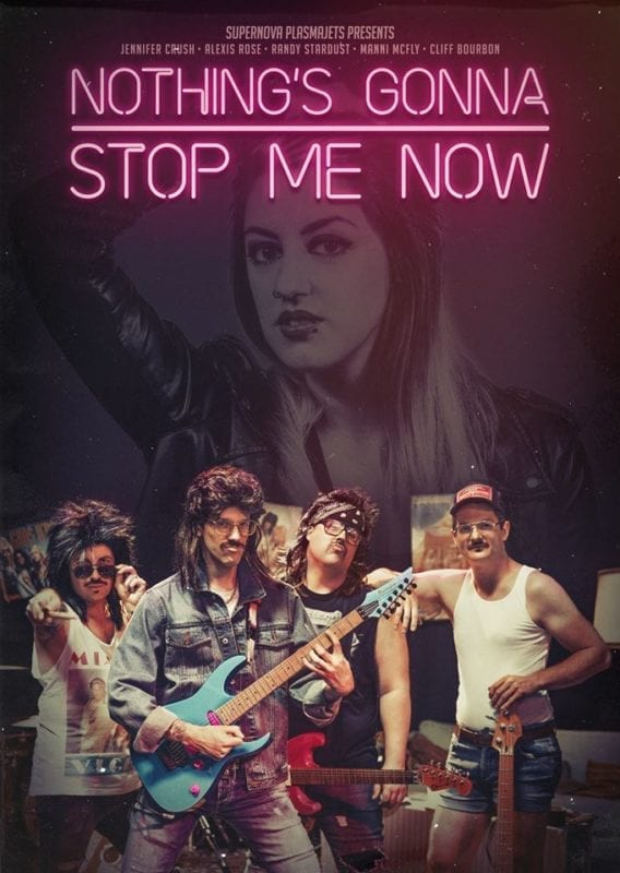 "Supernova Plasmajets: Neues Video ""Nothing's Gonna Stop Me Now"""