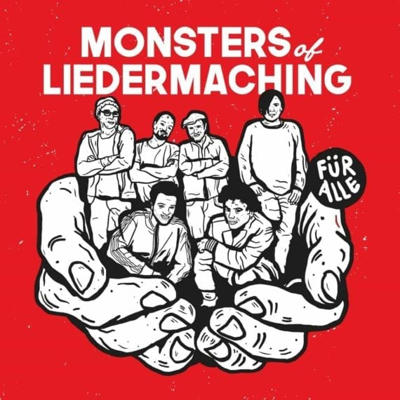 Cover: Monsters of Liedermaching - Für Alle