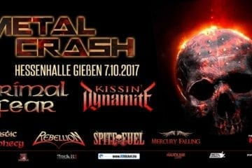 Metal Crash Festival 2017 in Gießen