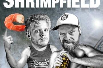 Shrimpfield - Genau das richtige für einen Montag