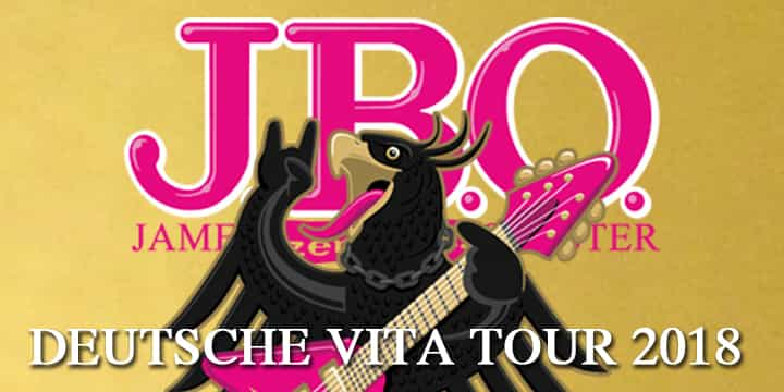 J.B.O. - Deutsche Vita Tour 2018